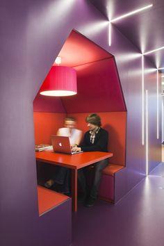 Google's Düsseldorf Offices | LEPEL & LEPEL Architektur