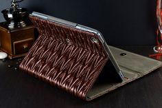 Erstklassige Ledertasche für iPad Mini, ipad Air und 2/3/4 - Prima-Module.Com