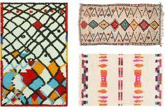 The Cheatsheet: Moroccan Rugs | Lonny September 2014
