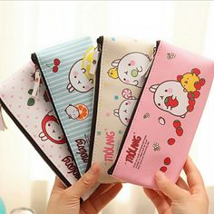 Molang pencil cases featured in our mystery kawaii boxes - www.lovemeow.co.uk