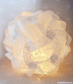Puzzlelampe