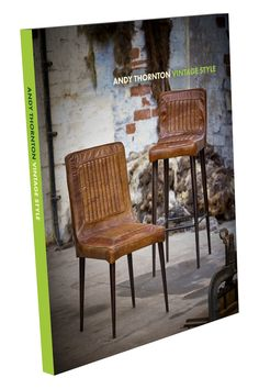 The Andy Thornton Vintage Style catalogue is out now. Our new 160-page catalogue is essential for anyone in the business of creating exciting hospitality interiors, retail display or corporate spaces. Request your FREE copy today