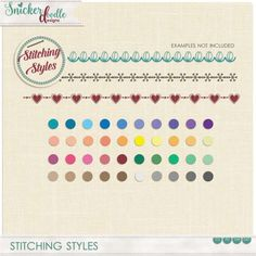 Stitching Styles by