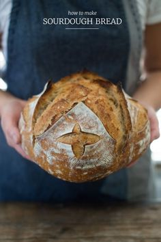 HOW TO // MAKE SOURDOUGH BREAD | The Effortless Chic | Bloglovin'