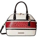 Brahmin Hudson Satchel (Cherry Tree) Satchel Handbags