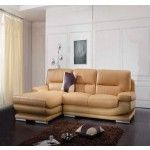 Vig Furniture - Modern Camel Sectional Sofa - VGBN2755   SPECIAL PRICE: $2,089.00