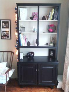 Et meuble apres Small Bookshelf, Ladder Bookcase, Bookshelves, Home Decor, Furniture, Bookcases, Decoration Home, Small Bookcase, Room Decor