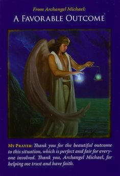 Archangel Michael Oracle Cards: A Favorable Outcome Archangel Prayers, Angel Quotes, I Believe In Angels, My Guardian Angel, Angels Among Us, Angel Cards, Archangel Michael, Oracle Cards, Photos