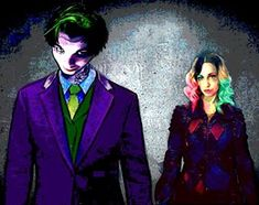 I thought she was meant to be mine, my Harley Quinn for all time... in my pain I learn't I was wrong.