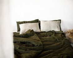 duvet cover, cotton duvet cover, duvet cover king, boho duvet cover, buttons duvet cover, duvet cover full, queen duvet cover, washed duvet cover, duvet cover set, Quilt Cover, Duvet Covers, Moss Green Duvet, Green Duvet Cover Duvet Bedding Sets, Linen Duvet, Comforter Cover, Cotton Bedding, Duvet Cover Sets, Cotton Fabric, 100 Cotton Duvet Covers, Green Duvet Covers, Quilt Set