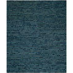 Bohemian Dark Blue/Multi 9 ft. x 12 ft. Area Rug