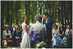 Mark & Gretta's Kilyon Manor Woodland Wedding