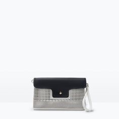 Image 1 of PERFORATED CLUTCH from Zara