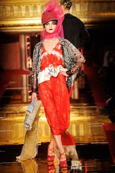John Galliano Spring 2011 RTW - Review - Collections - Vogue