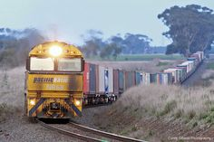 Australia - NR68 & NR31 with the 6MP4 freight | Flickr - Photo Sharing!