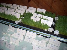 Tischkarten Hochzeit