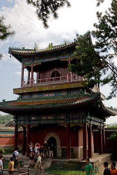 Chengde,Residencia de Montaña y Templos vecinos de Chengde
