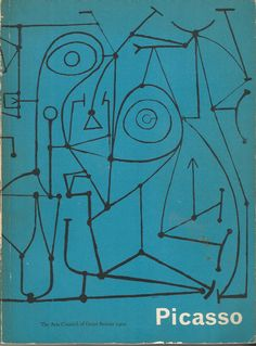 Picasso, The Arts Council 1960