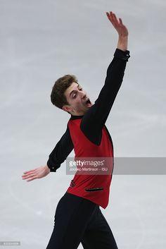 News Photo : Moris Kvitelashvili of Georgia competes in the...