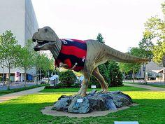 Eintracht Frankfurt T-Rex