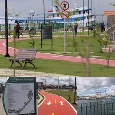 Parque Rio Negro, novo espaço popular de Manaus