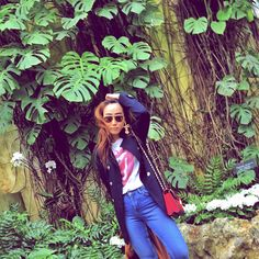 Jungle in the City. https://www.instagram.com/firstandseven/ Fashion, Trends, Style, Streetstyle, Spring fashion, Spring Style, Lifestyle, Travel, Blog, Traveler, Wanderlust, Explore, New, Design, Color, Colorful, Vibrant, Inspo, Inspiration, Trending, Now, Accessories, Accessorize, Bright, Hair, Season, SS 2017, SS17, Summer, HowTo, Whattowear, Howtowear, WhatIWore, WhatIWear