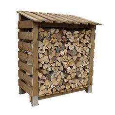 Log Stores, Log  Firewood Storage Solutions   Topstak
