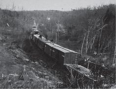 Union infantrymen guarding the Orange and Alexandria Railroad at Union Mills Station west of Alexandria.  In April 1862, the 11th  Pennsylvania and 88th Pennsylvania are jointly detailed to guard    the  railroad line from Alexandria to Bristoe/Bristow Station and to the Manassas Gap.  It is the first time the two regiments work together and the men form close bonds  that will last the duration of the war.