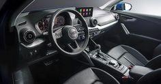 More detailed interior pictures of the Audi Audi Q2 Interior, Dream Cars, Automobile, Racing, Pictures, Engine, Car, Running, Photos