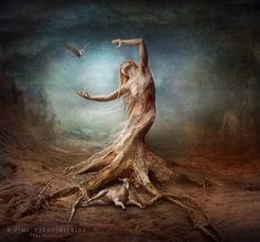 The Sacrifice by mimikascraftroom.deviantart.com on @DeviantArt-DIMItra PAPADIMITRIOU