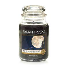 Yankee Candle Bougie parfumée Nuit d'été