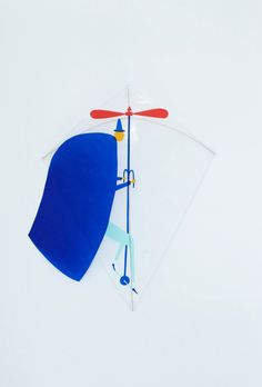 Kites with Character - Daniel Frost