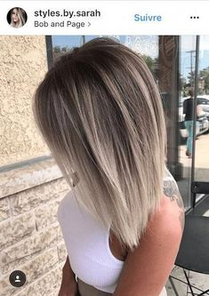 Ideen, um blond zu werden – kurzes eisiges Ombre Share 102 you are looking for ideas to go blonde, you are in the right place. I have selected over 80 hairstyles that will help you pick the right blonde for you. This post is focused on cold to Blonde Wavy Hair, Icy Blonde, Short Blonde, Blonde Balayage, Short Ombre, Bright Blonde, Blonde Ombre Bob, Short Balayage, Short Wavy