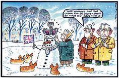Image result for queen elizabeth cartoons