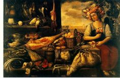 """Francisco Barrera - """"Primavera"""" - Museo de Bellas Artes de Sevilla"""