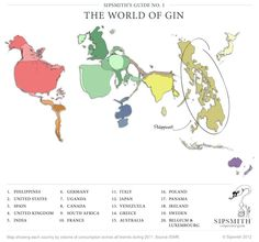 Sipsmith's Guide to the World of Gin