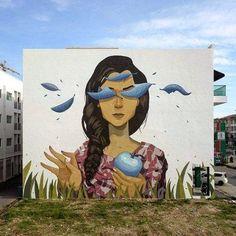 streetartglobal: By @sabeknonsence in Penang, Malaysia )http://globalstreetart.com/sabek) #globalstreetart https://www.instagram.com/p/BEO9uhwgEPy/