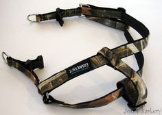 Max 5 Camouflage Dog Harness,  Realtree Max 5 Camo Dog Harness, Camo Dog Harness, Step-In Dog Harness