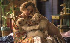 La Femme du Gardien de Zoo, un film basé sur une histoire vraie qui nous donne ou redonne de l'espoir en l'être humain...  #LeFashionPost #Film #France #BLURAY #DVD #News