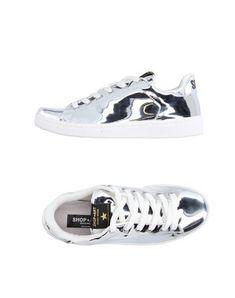 SHOP ★ ART Women's Low-tops & sneakers Silver 7 US