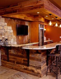 Rustic Basement Design Ideas In Barnwood On Soffit Basement Design Pictures Remodel Decor And Ideas By Mamasallyg 15 Outstanding Rustic Designs Home Design Ideas