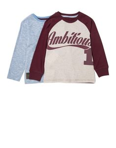 Cotton T-Shirts 2-pack @Woolworths SA