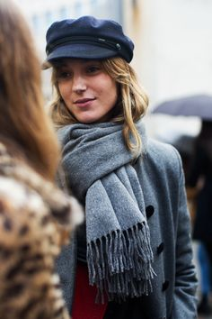 On The Street….. Before After Isabel Marant, Paris - The Sartorialist