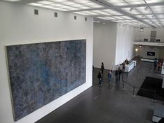 Scott Reeder - Installation View of 'Untitled' at the Museum of Contemporary Art, Chicago