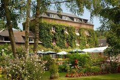LE MOULIN FOURET - Passeport Gourmand Normandie Sainte Claire, Restaurants, Grand Chef, Le Moulin, Arch, Outdoor Structures, Garden, Creative Food, Passport