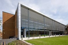 Rain Screen Composite | rainscreen cladding for university building rainscreen external wall ...