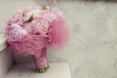 tutu and peonies... is there anything more perfect?