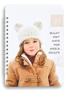 Bulky Hat Booklet - NEW – Blue Sky Alpacas