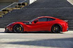 Ferrari F12berlinetta von Super Veloce Racing