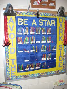 The Knight Shift: The Star Wars classroom at Monroeton Elementary School
